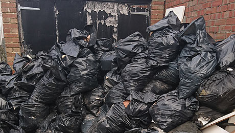 house clearances and rubbish removal portsmouth - illustration