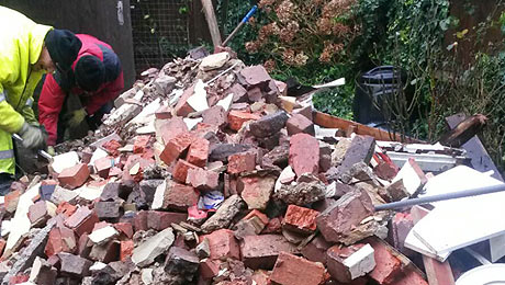 site clearances and rubbish removal portsmouth - illustration